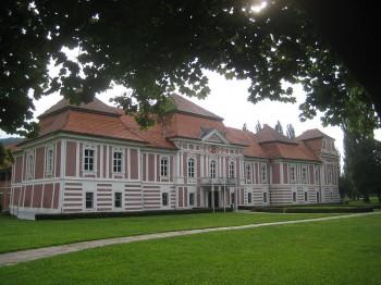 Mariborska nadškofija je zastavila celo dvorec Betnava