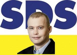 Lahovnik in SDS kažeta veliko medsebojno naklonjenost že kar nekaj časa.