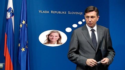 Borut Pahor razmišlja o Katarini Kresal