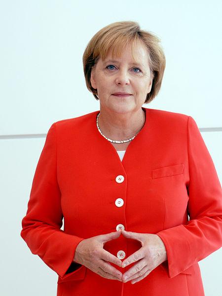 Angela Merkel (Foto: Armin Linnartz, Vir: Wikipedia)