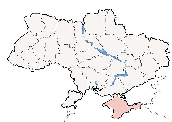 Krim bi moral dobiti pravico do odcepitve od Ukrajine