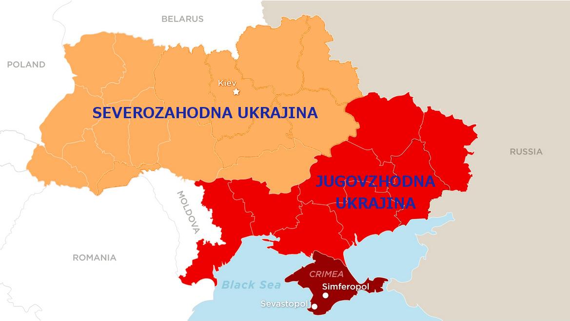 Ukrajina se utegne razdeliti na pol, Predelava: Dossier korupcija