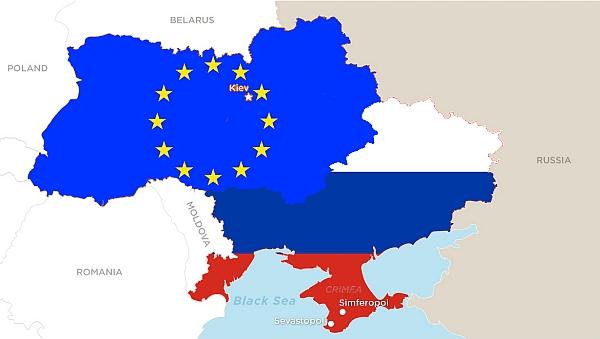 Razdelitev_Ukrajine_med_EU_in_Rusijo