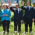 David Cameron in Francois Hollande vesta, kaj jima je storiti. Sprostita naj pot beguncev iz Calaisa do Velike Britanije.