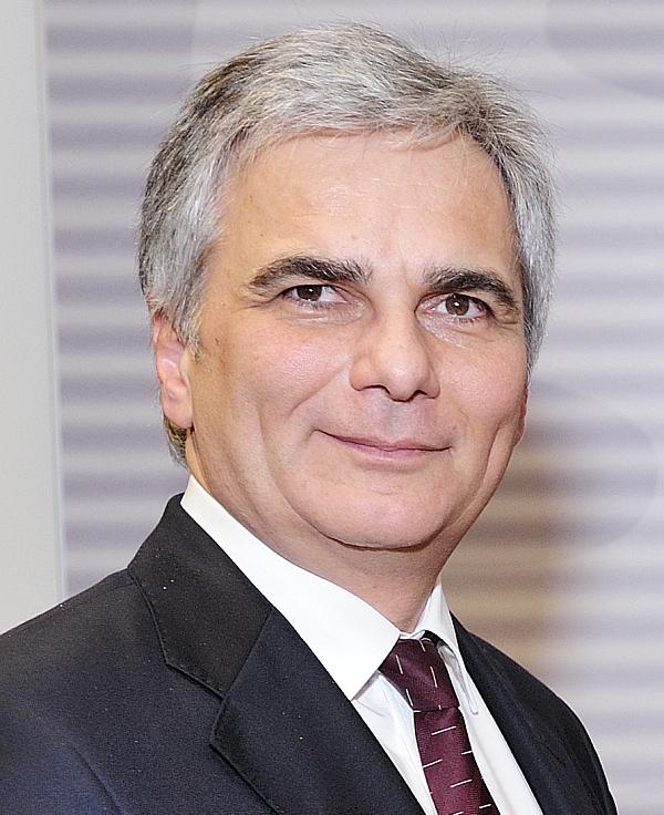 Präsentation von Eugen Freund, EU-Wahl
