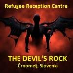 Slovenska država je želela postaviti begunski center na Vražjem kamnu, a so se prebivalci uprli