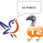 Gospodarske družbe blizu politični desnici sodno napadajo Telekom Slovenije. Problematična tako monopol Telekoma Slovenije kot vzpon podjetja T-2.