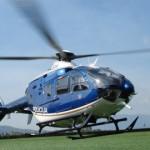 Helikopter je preletaval Belo krajino, saj se je tam zgodil umor bogatega moškega