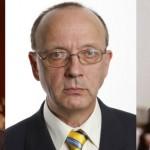 Goran Klemenčič in Drago Kos ostro zanikata obtožbe SDS o prikrivanju prijav