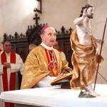 Dva obraza mariborske nadškofije odkrila veliko zlaganost slovenskih cerkvenih funkcionarjev