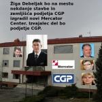 Žiga Debeljak, predsednik uprave Mercatorja, je opozoril na trende, ki bodo vplivali na poslovno okolje