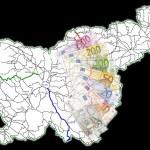 Od tretje razvojne osi bo lahko imel koristi tudi belokranjski tajkun Dari Južna s prodajo zemljišč, ki jih bo os (cesta) prečkala