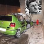 V dveh tednih trije mrtvi v slovenskih predorih – vzrok smrti: Močan trk v odstavno nišo