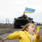 Ukrajina je Krim izgubila. Na preostali jug in vzhod države pošilja tanke in gradi obrambne rove.