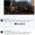 Savdska Arabija Nemčiji ponudila izgradnjo 200 džamij kot pomoč beguncem
