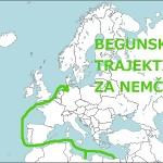 Ob vztrajanju pri politiki odprtih vrat za begunce bi se moralo odpreti tajektne linije za prevoz beguncev iz Severne Afrike v Nemčijo.